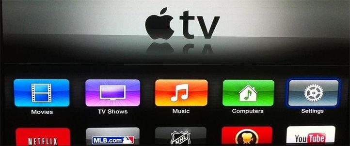 Apple Home Screen