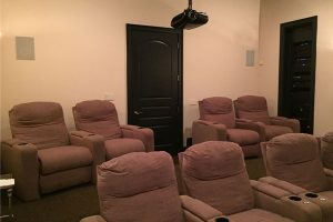 Hilton Head Home Theater Seating Options