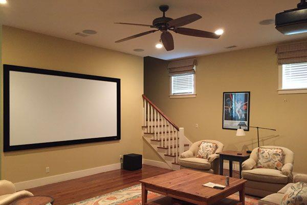 Media Rooms Advanced Integrated Controls
