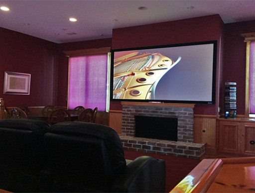 Home Theater & Entertainment Room