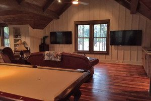 Bluffton Entertainment Room