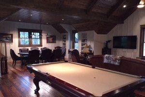 Palmetto Bluff Entertainment Room