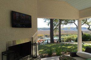 Hilton Head Outdoor Audio Video