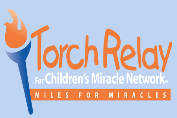 Torch Relay for Children's Miracle Network