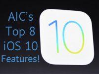 Top Features iOS 10 Update