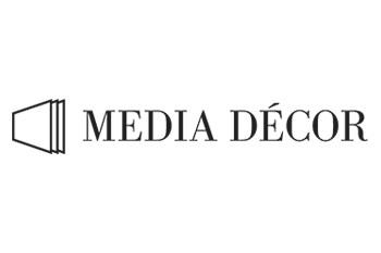 Media Decor Installation