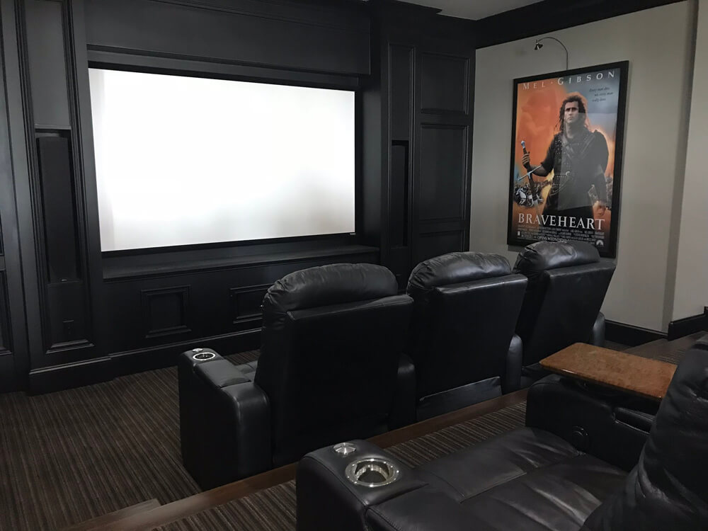 Winning Home Theater Project
