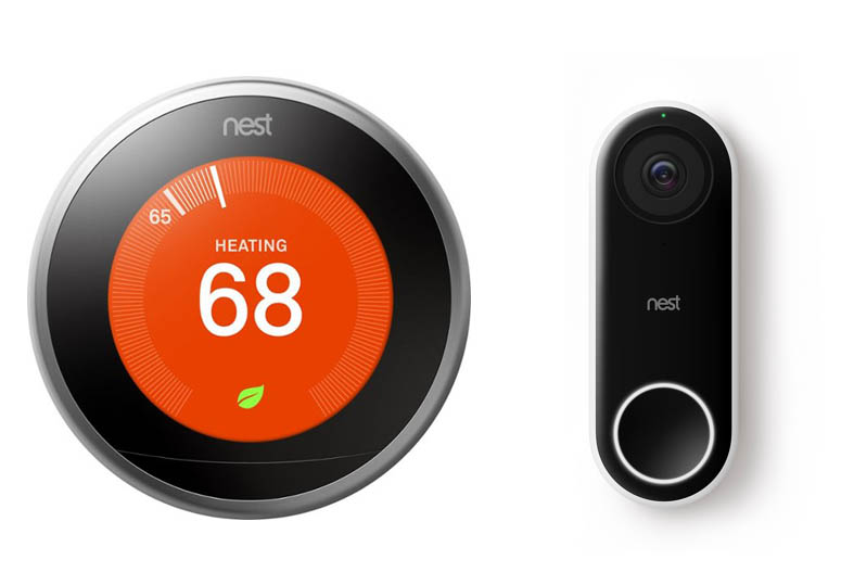 nest-thermostat-doorbell
