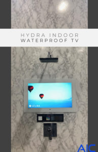 Seura Hydra Indoor Waterproof TV at Cedia