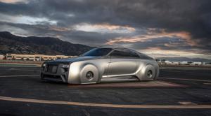 Rolls-Royce Custom Wraith