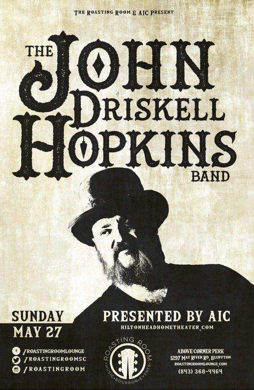 John Driskell Hopkins band