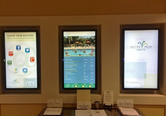 Digital Signage AIC