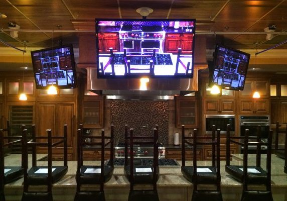 Commercial Custom Audio Video Installation