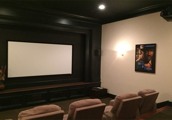 Hilton Head Home Theater