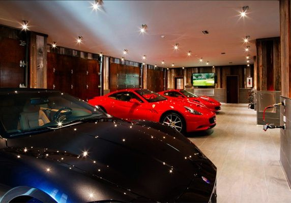 Home Automation for Man Cave
