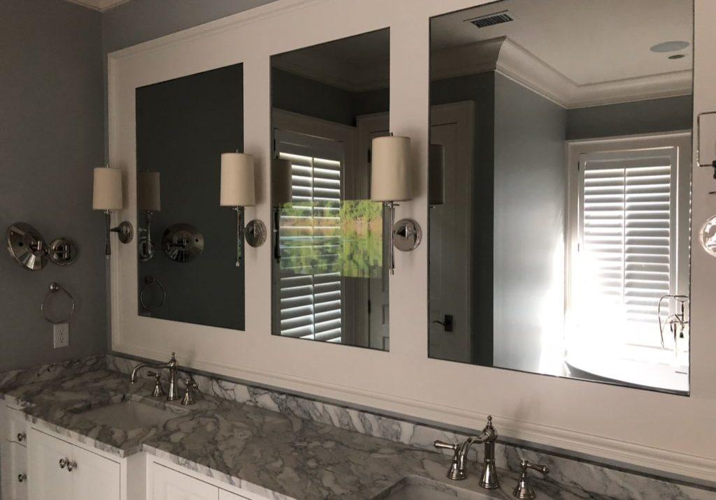 Vanity Mirror TV