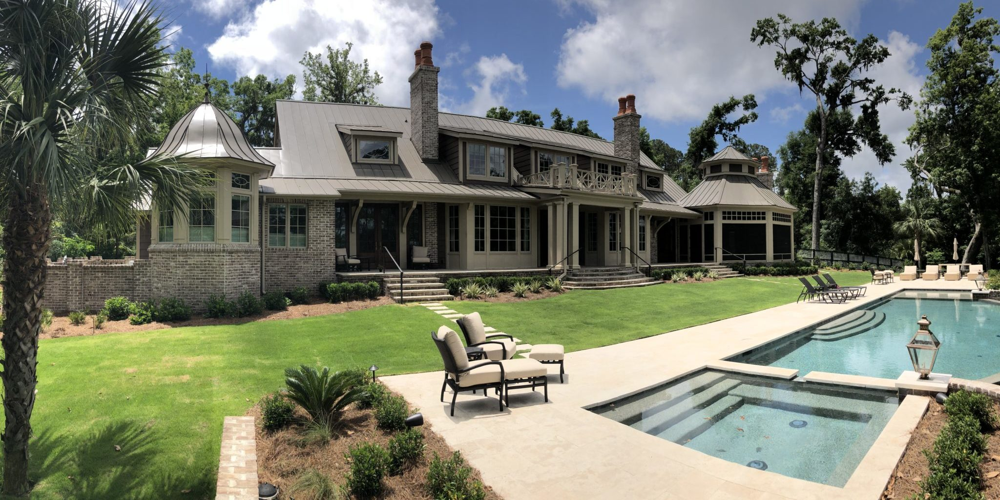 Low Country Living Pool
