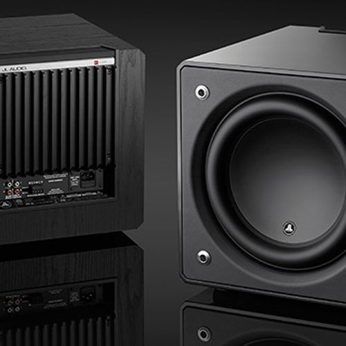 JL Audio E Subwoofer Series