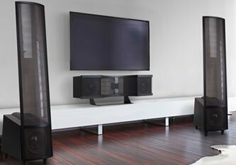 Martin Logan Tower Center Speakers