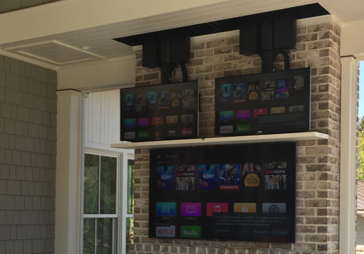 Outdoor TV Lift