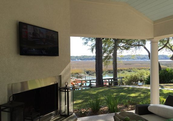 Hilton Head Outdoor Audio Video