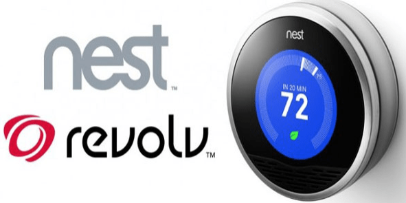 Smart Home Control with Nest