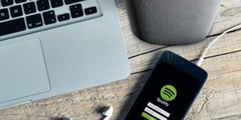 Controlling Sonos with Spotify