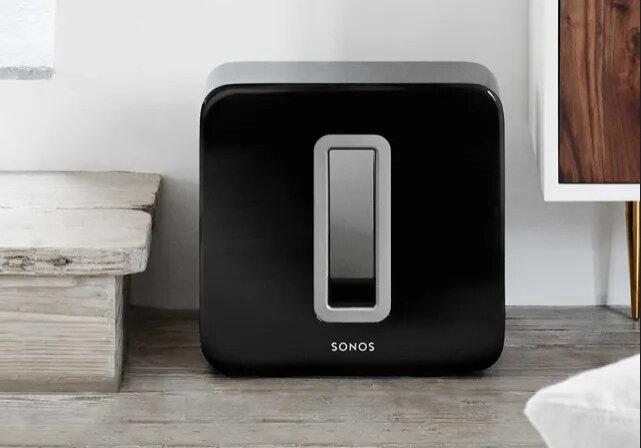 SonosSubBlack