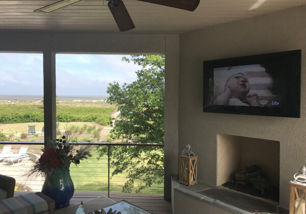 Outdoor SunBrite TV
