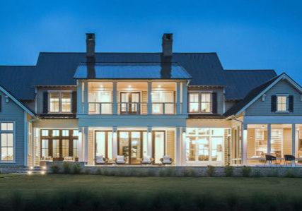 Exterior Lutron Lighting