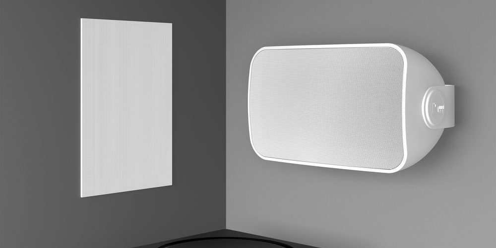 sonos indoor:outdoor architectural